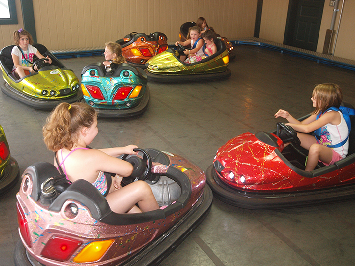 A picture of Kiddie Bumper Cars