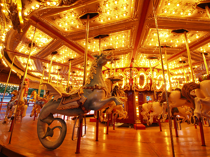 A picture of Grand Carousel