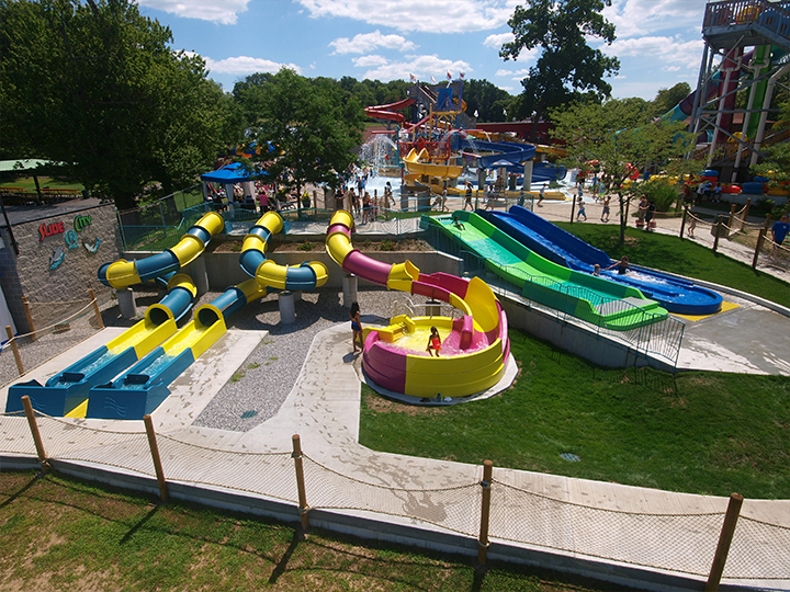 A picture of Slide City